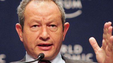 نجيب ساويرس، رئيس مجموعة اوراسكوم للاتصالات،