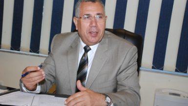 رئيس مجلس إدارة بنك التنمية الصناعية والعمال المصرى