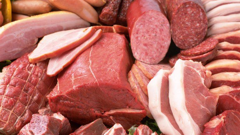 اللحوم المصنعة - صورة ارشيفية