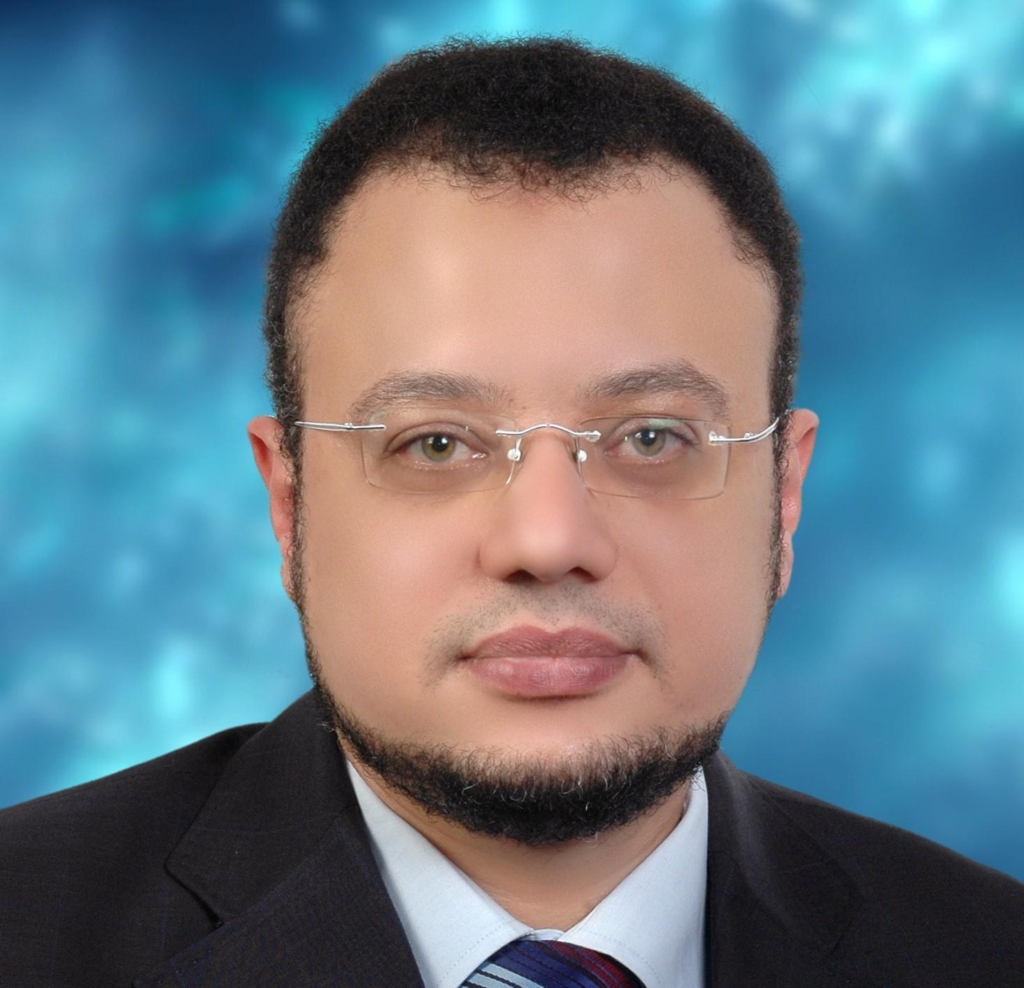 إيهاب رشاد-الرئيس التنفيذى لشركة مباشر لتداول الاوراق المالية