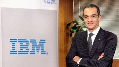 الرئيس التنفيذى لشركة IBM