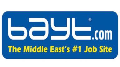 بيت.كوم أكبر موقع للتوظيف في منطقة الشرق الأوسط