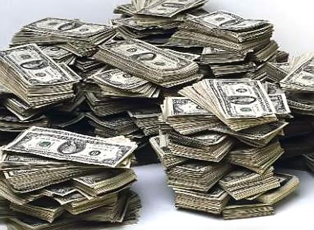 وصول 160 مليون دولار من سويسرا لصالح بنكين