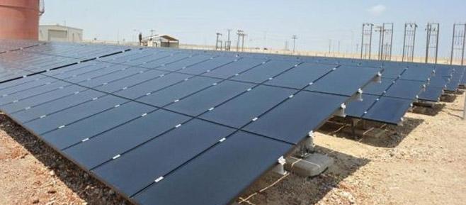 الطاقة الشمسية, الطاقة الشمسية فى مصر