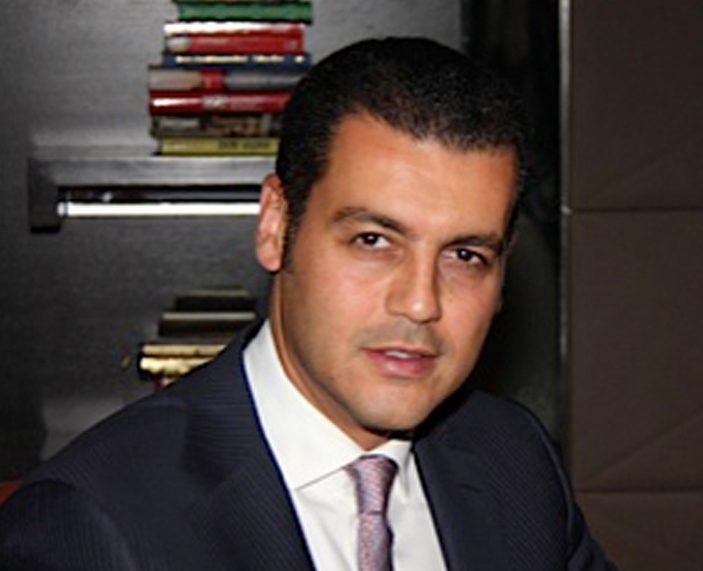 هشام جوهر  العضو المنتدب لشركة سي اي كابيتال لترويج و تغطية الاكتتاب