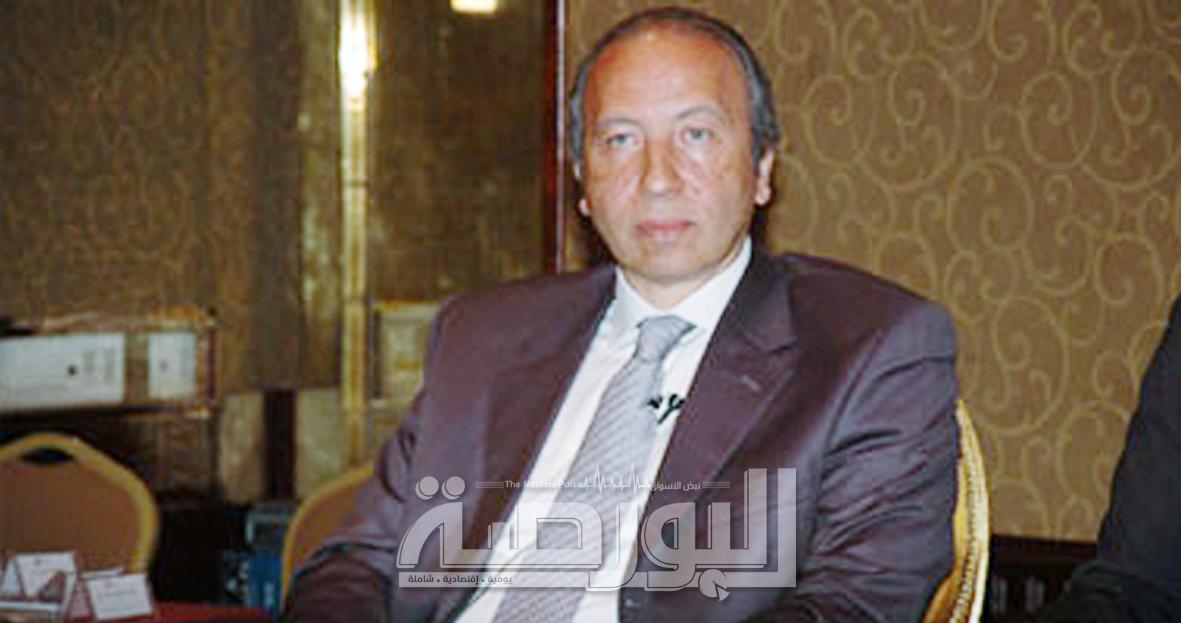 رئيس مجلس الإدارة والعضو المنتدب بنك الاستثمار العربى