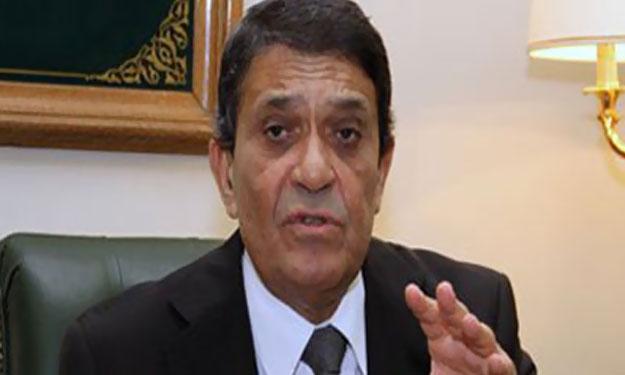 اللواء أحمد زكي عابدين
