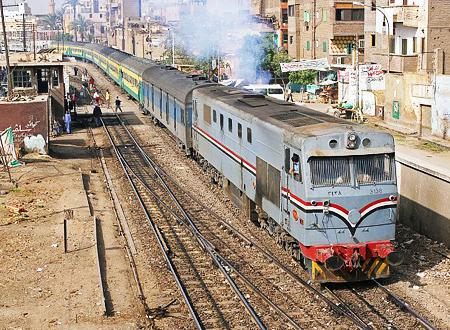 السكك الحديدية