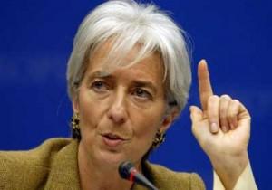 رئيس صندوق النقد الدولي