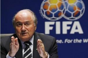رئيس الاتحاد الدولي لكرة القدم فيفا
