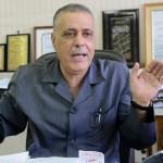 محمد سعد نجيدة، رئيس مجلس إدارة شركة الحديد والصلب المصرية