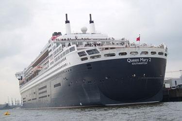 أكبر سفينة ركاب