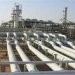 توصيل الغاز لمحطات الكهرباء