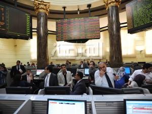 تداولات يومية فى البورصة المصرية