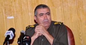 اللواء طارق المهدى محافظ الاسكندرية