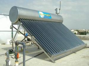 السخانات الشمسية