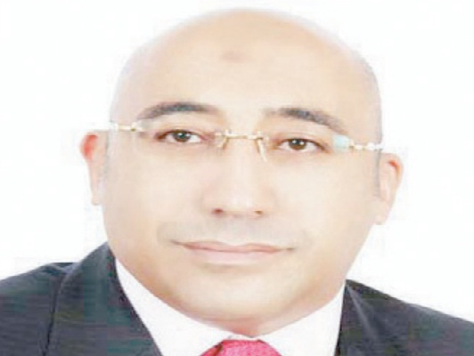 خالد ابو هيف رئيس مجلس إدارة شركة الملتقى العربي