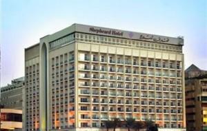 فندق شبرد بكورنيش النيل