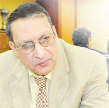 العضو المنتدب بالجمعية المصرية للتأمين التعاونى