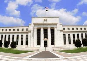 البنك المركزي الامريكي