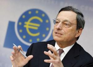 محافظ البنك المركزى الأوروبى