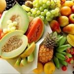الفواكهة الطازجة