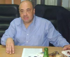 المهندس علاء السقطي رئيس جمعية مستثمرى المشروعات الصغيرة والمتوسطة