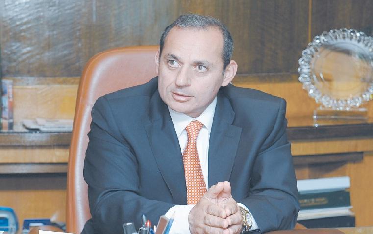 رئيس مجلس ادارة البنك الاهلى المصرى
