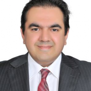 العضو المنتدب لشركة المجموعة المالية هيرميس لادارة صناديق الاستثمار