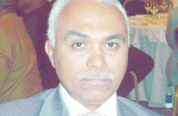 رئيس جهاز مدينة الشيخ زايد