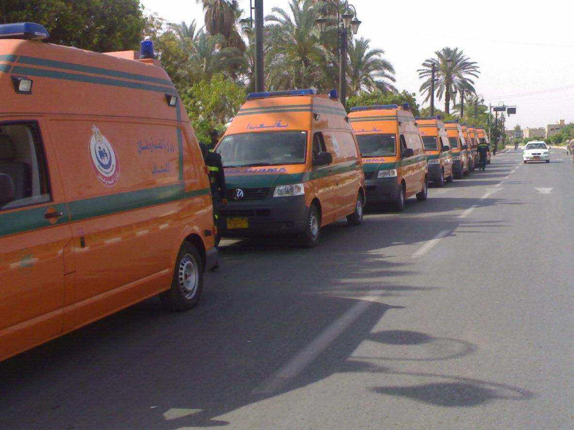 سيارات الاسعاف