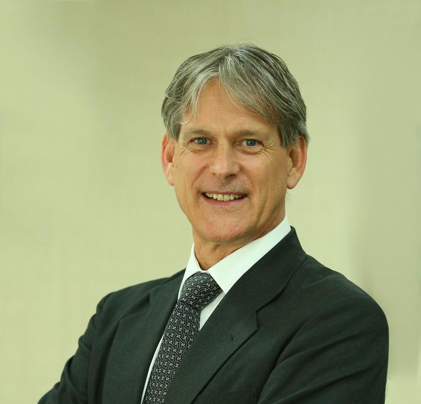 باتريك المان وارد الرئيس التنفيذي لشركة دانة غاز