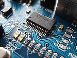 صناعة الإلكترونيات