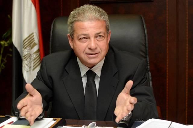 وزير الشباب والرياضة