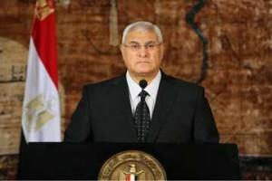 رئيس الجمهورية السابق ورئيس المحكمة الدستورية