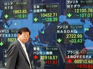 الأسهم اليابانية