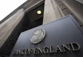 بنك إنجلترا المركزى