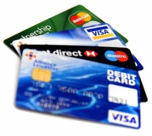 البطاقة الائتمانية
