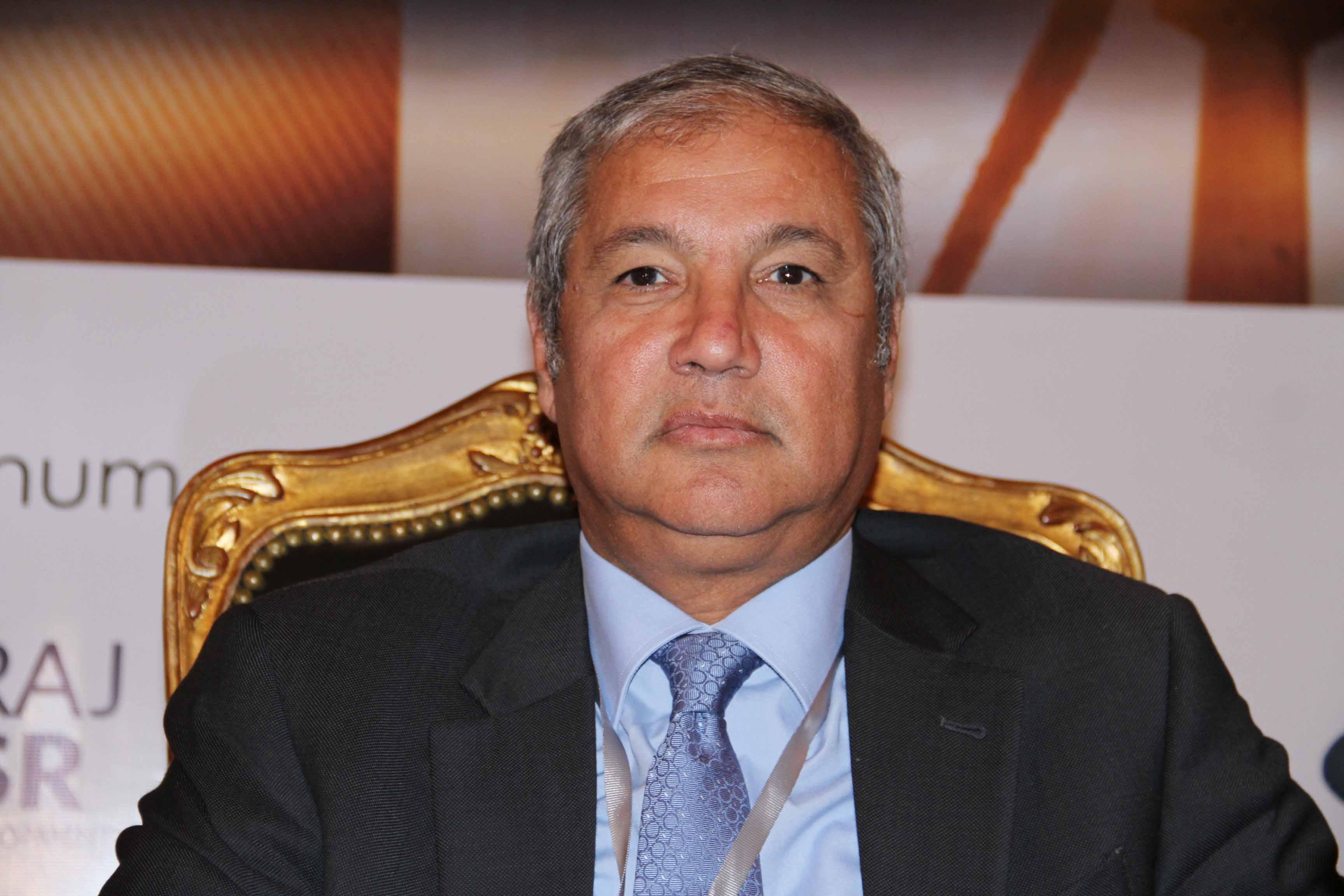 خبير الطاقة ورئيس مجلس إدارة الشركة القابضة للغازات