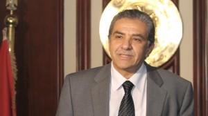 خالد فهمي وزير البيئة