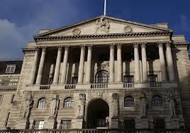 البنك المركزى البريطانى