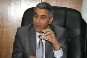 رئيس الهيئة العامة للطرق والكبارى