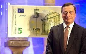 رئيس البنك المركزي الأوروبي