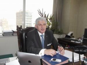 العضو المنتدب لبنك مصر - إيران للتنمية