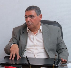 رئيس الشعبة العامة للحاسبات الآلية باتحاد الغرف التجارية