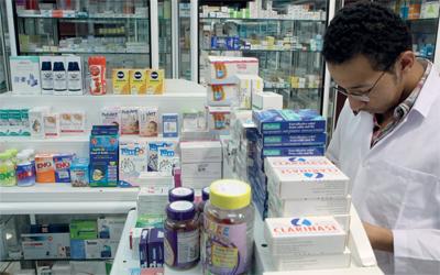 الصناعات الطبية والأدوية