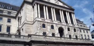 بنك انجلترا المركزي