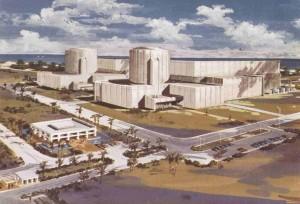 المحطة النووية بالضبعة