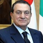 الرئيس المخلوع محمد حسنى مبارك