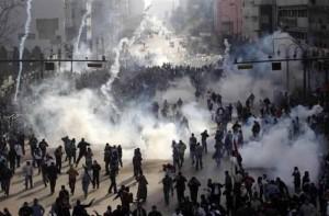 فض اعتصام رابعة